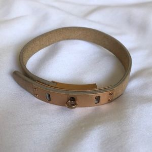 Fossil Leather Cuff